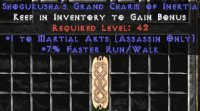 West Ladder Assassin Martial Arts 7% FRW GC