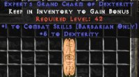 West Ladder Barbarian Combat 4-5 Dex GC