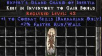 West Ladder Barbarian Combat 7% FRW GC