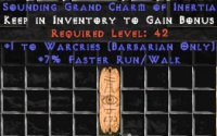 West Ladder Barbarian Warcries 7% FRW GC