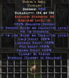 West NON Ladder Duriel's Shell - Ethereal
