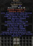West Ladder Bramble 15% ed Dusk Shroud UNMADE