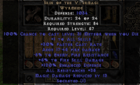 West NON Ladder Skin of the Vipermagi (Upgraded) - 35 Res All/13 MDR/1034