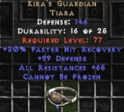 Europe Ladder Kira's Guardian 60-69 All Res