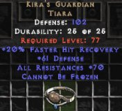 East NON Ladder Kira's Guardian 70 All Res