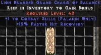 East Ladder Paladin Combat 12% FHR GC