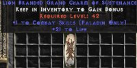 East Ladder Paladin Combat 20-29 Life GC