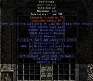 West NON Ladder Fortitude Dusk Shroud 30 All Res & 1.5 Life - Perfect
