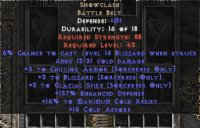 East Ladder Snowclash