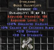 West NON Ladder Steelrend 60/20/210 - Perfect