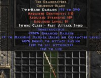 West NON Ladder The Grandfather 150-199% ED