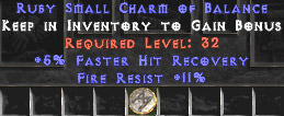 <center><b>Europe Ladder</b><br>5% FHR / 11 Fire Res Small Charm