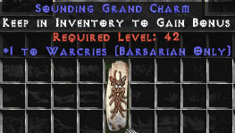 <center><b>Europe Ladder</b><br>1 x Barbarian Warcries GC