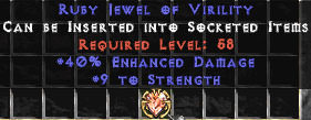 <center><b>East Non-Ladder</b><br>40% ED / 9 Strength Jewel