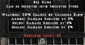 <center><b>East Non-Ladder</b><br>Ber Rune