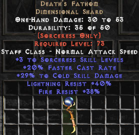 <center><b>East Ladder</b><br>Death's Fathom 30% Cold Damage