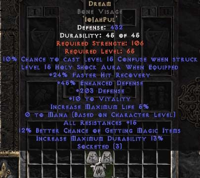 Diablo  Crafting Charms
