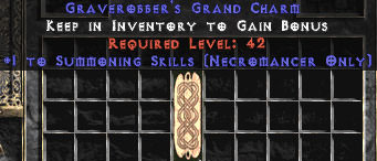 <center><b>West Ladder</b><br>9 x Necromancer Summoning GC
