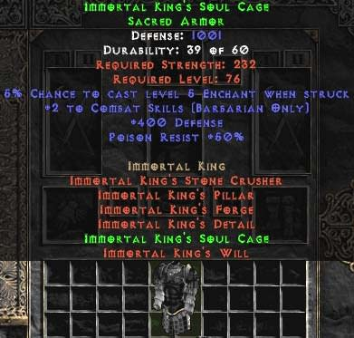 <center><b>East Ladder</b><br>Immortal King's Soul Cage