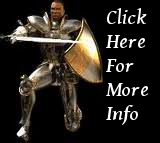 East NON Ladder High Charger Paladin Equipment