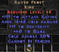 <center><b>West Ladder</b><br>Raven Frost