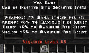 <center><b>Europe Ladder</b><br>Vex Rune